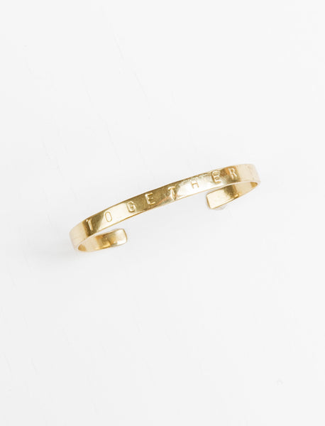 Together Bracelet - Gold