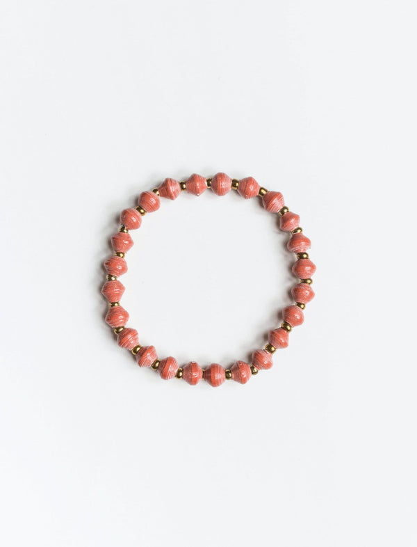 Rust Stacking Bracelet