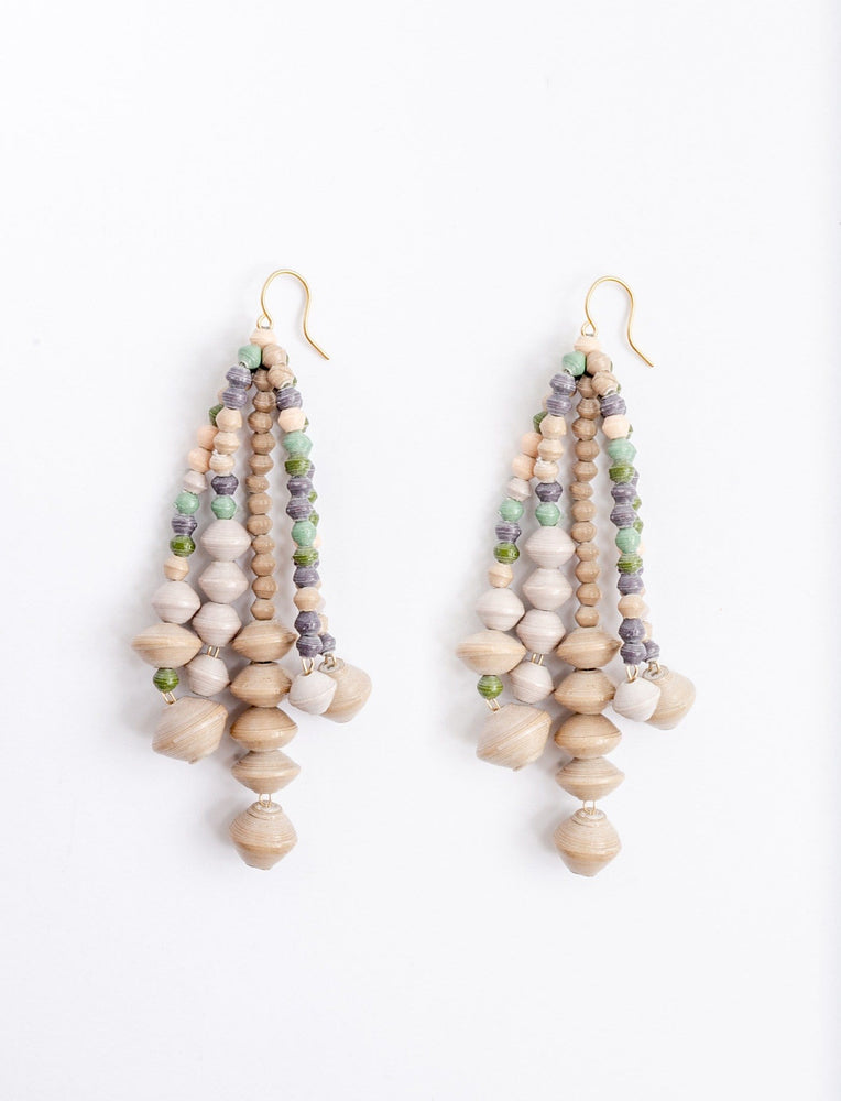 Cascading Drop Earrings