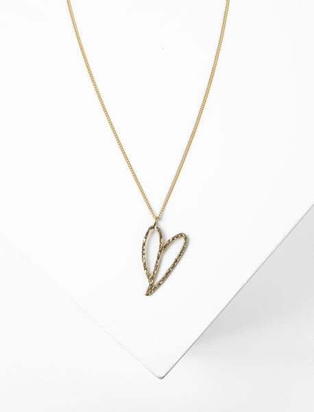 Heart Necklace by Ayesha Curry