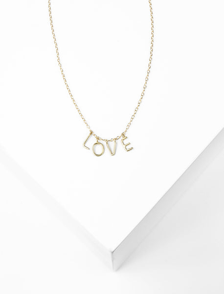 Love Necklace by Ayesha Curry
