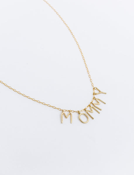 Mommy Necklace by Ayesha Curry