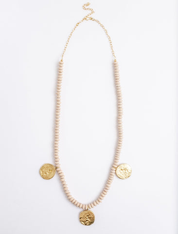 Aviva Coin Necklace