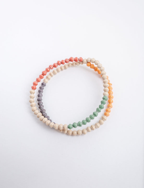 Twin Skye Colorblock Bracelet