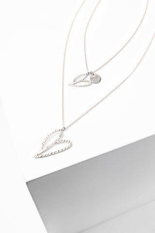 Heart+Family Necklace by Ayesha Curry