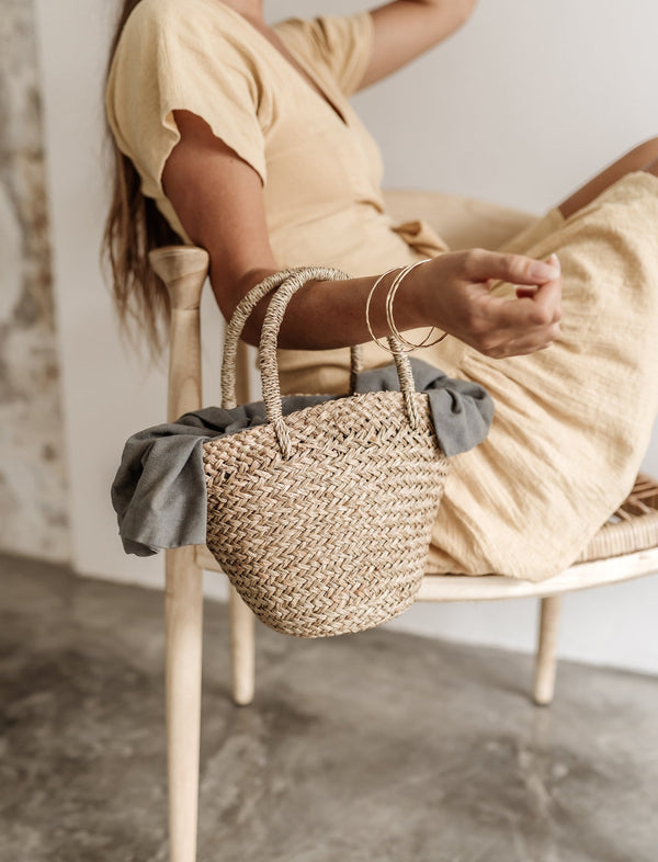 Joya Grass Handbag
