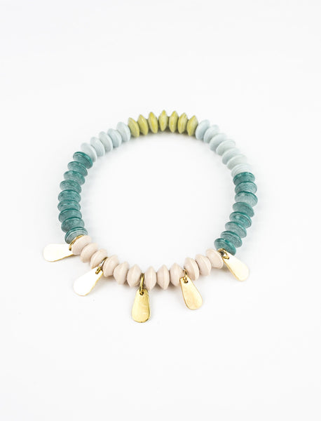 Petal Stretch Bangle