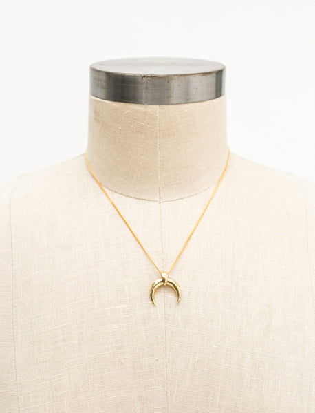 WITNEY X 31 BITS HORN NECKLACE