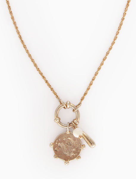 Adrift Charm Necklace