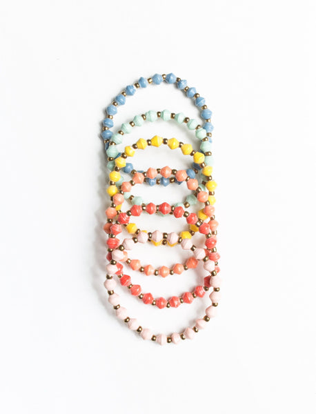Dash Single Strand Kids Bracelet