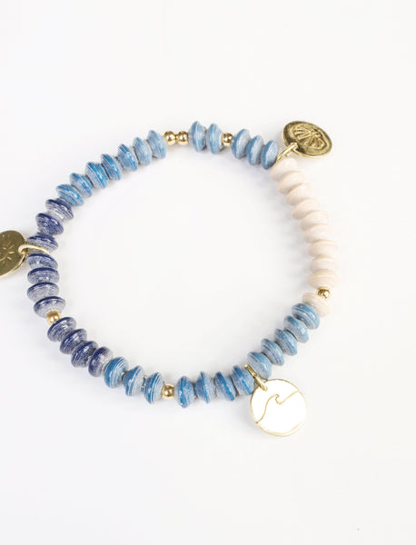 Koa Beaded Bracelet by Bethany Hamilton