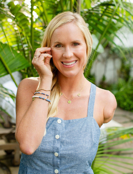 Koa Charm Necklace by Bethany Hamilton