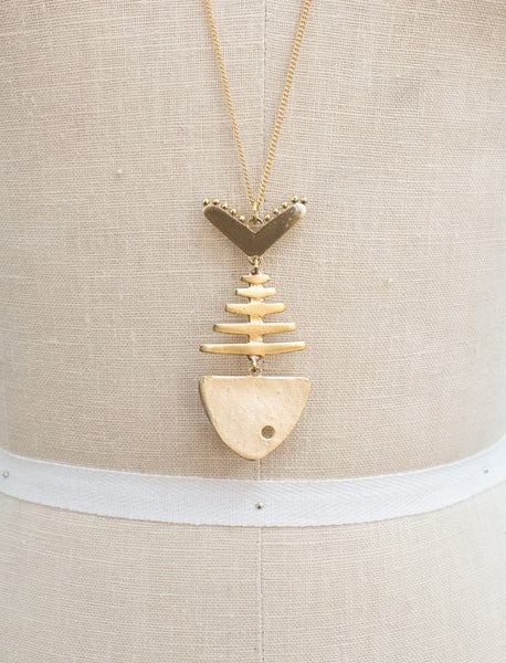Ikan Necklace