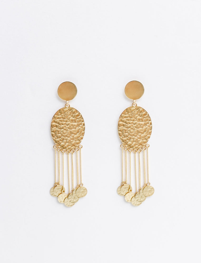 Cha Cha Fringe Earrings