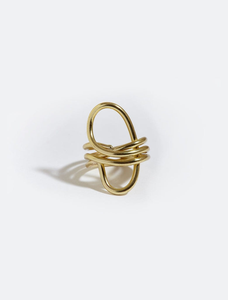 Coil Wrap Ring