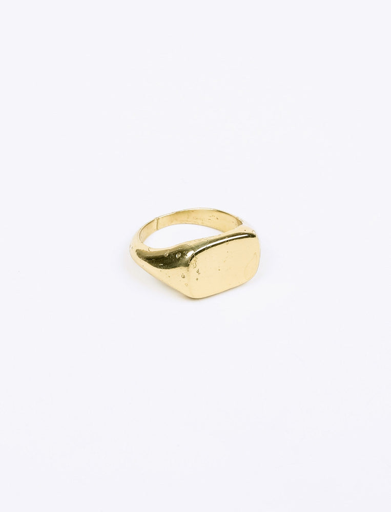 Kari Plate Gold Plated Ring