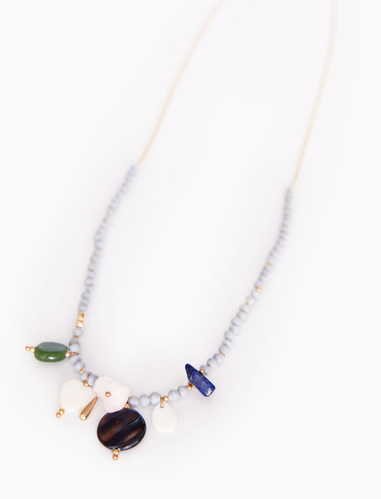 Land & Sea Medley Necklace