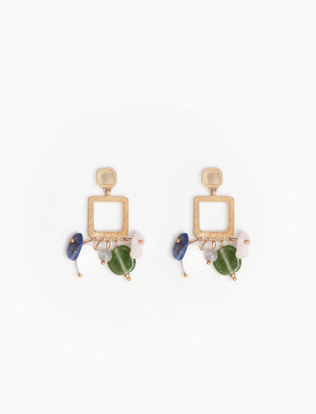 Land & Sea Medley Earrings