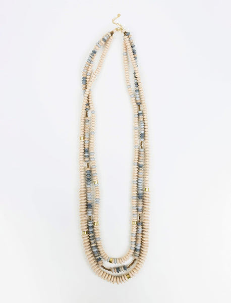 Rockaway Layers Necklace
