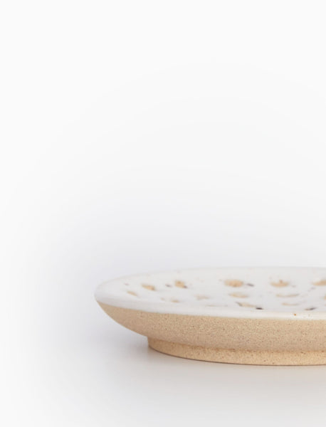 Sand Dotted Ring Dish
