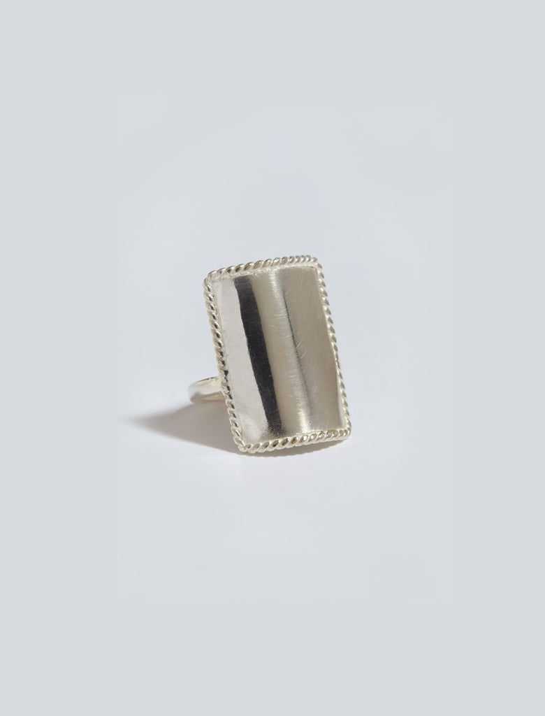 Silk Frame Ring