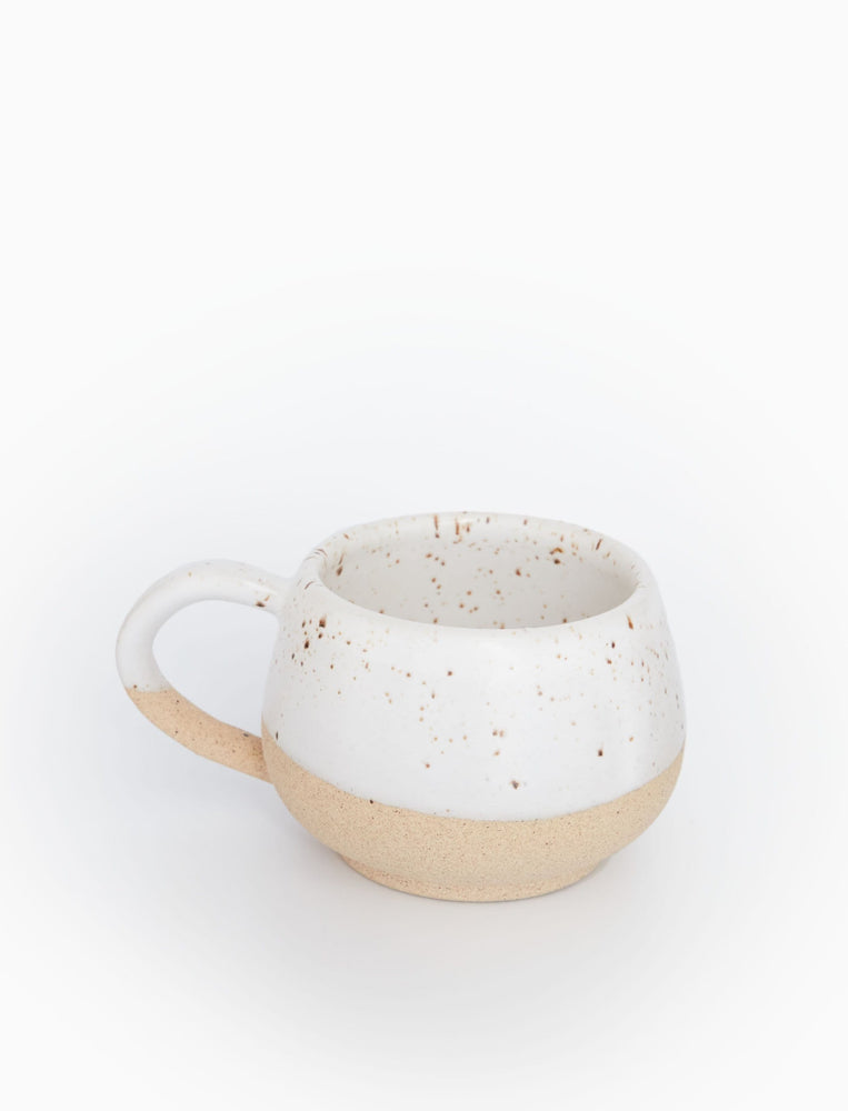 Speckled Sand Ceramic Mug