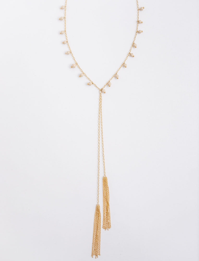 Tassel Sweep Y-Chain
