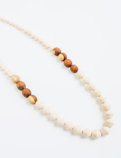 Timber Row Necklace