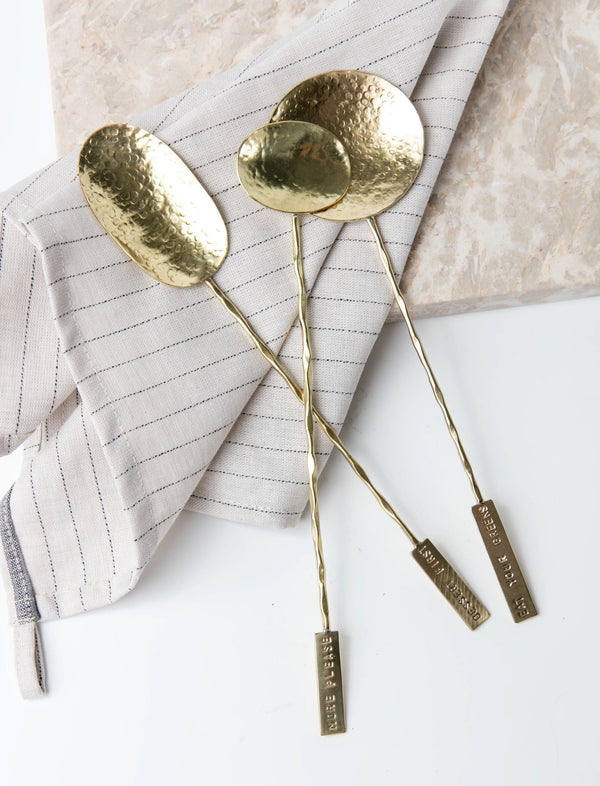 Slender Serving Spoon Set