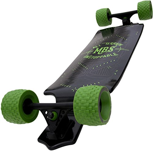 MBS All-Terrain Longboard - 10001 - Charged Riders