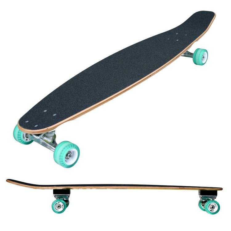 Atom Kick-Tail Longboard - 39 Inch - 91002 - Charged Riders