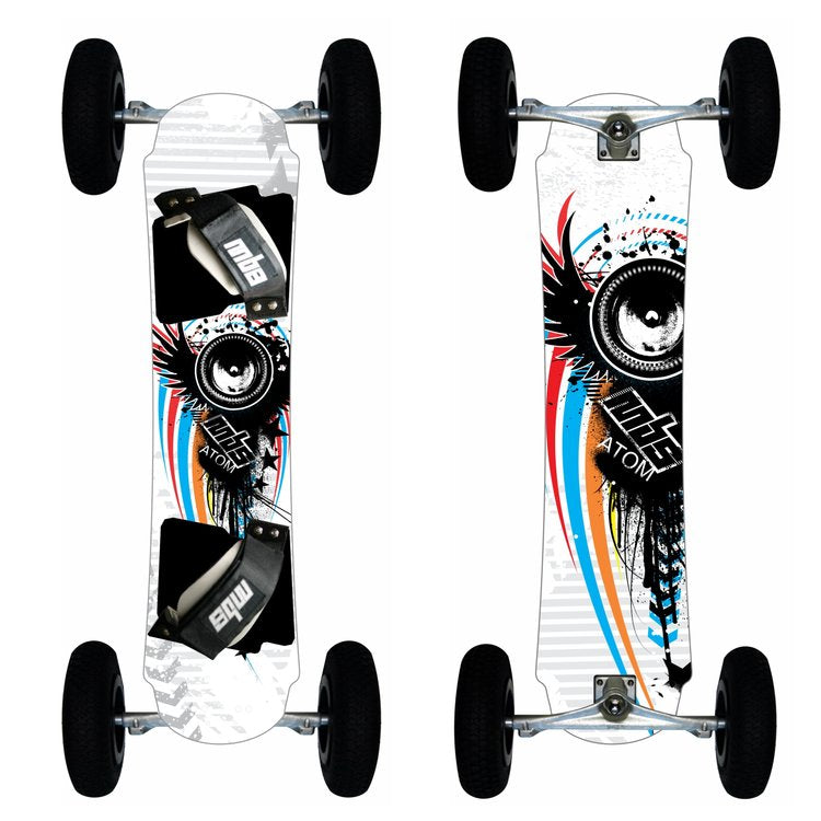 MBS Atom 90 Mountainboard - 91115 - Charged Riders