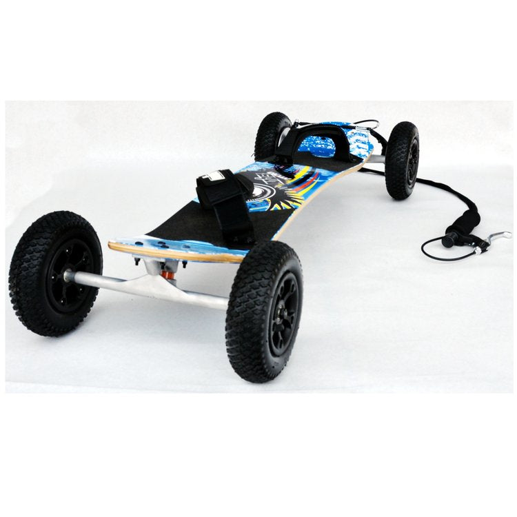 MBS Atom 95X Mountainboard - 91116 - Charged Riders