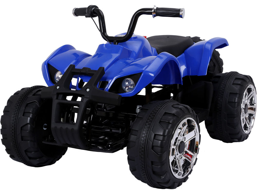Mini Moto ATV 24v Blue - Charged Riders