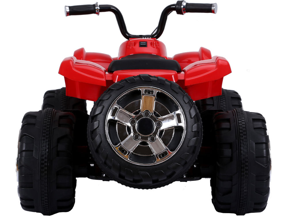 Mini Moto ATV 24v Red - Charged Riders