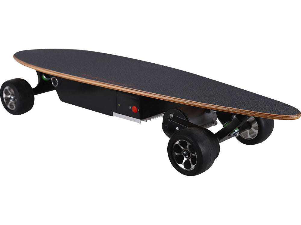 MotoTec 400w Street Electric Skateboard - Charged Riders
