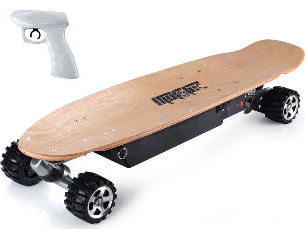 MotoTec 600w Street Electric Skateboard - Charged Riders