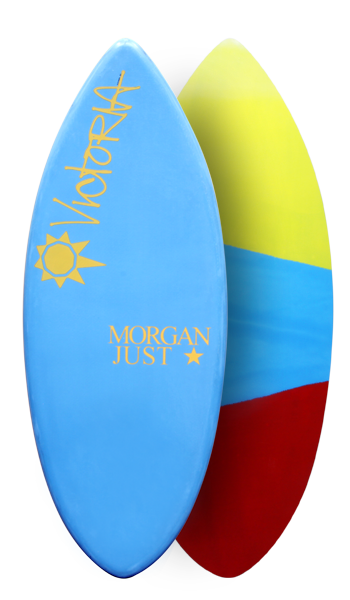 Victoria Skimboard Morgan Just Pro Model 2016 - Charged Riders