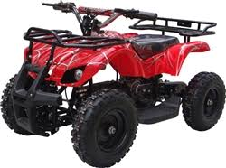 Go-Bowen Sonora Redspider 350W ATV - Charged Riders