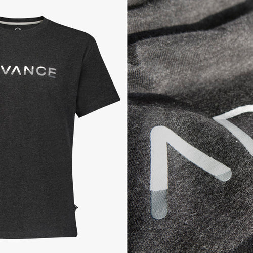 Advance Men's T-Shirt Monochrome