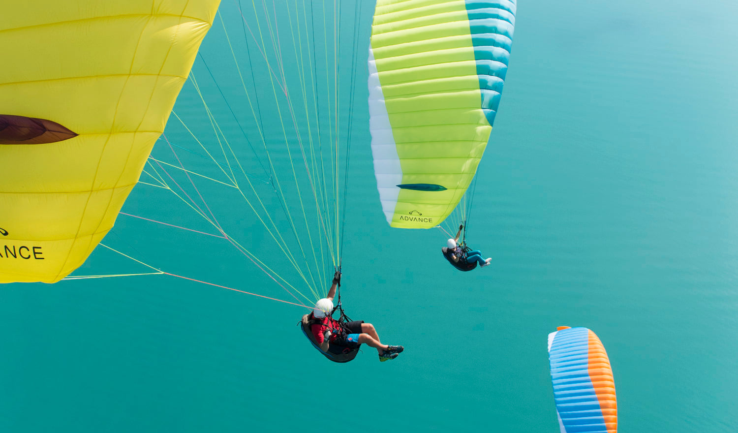 Advance ALPHA 6 paraglider