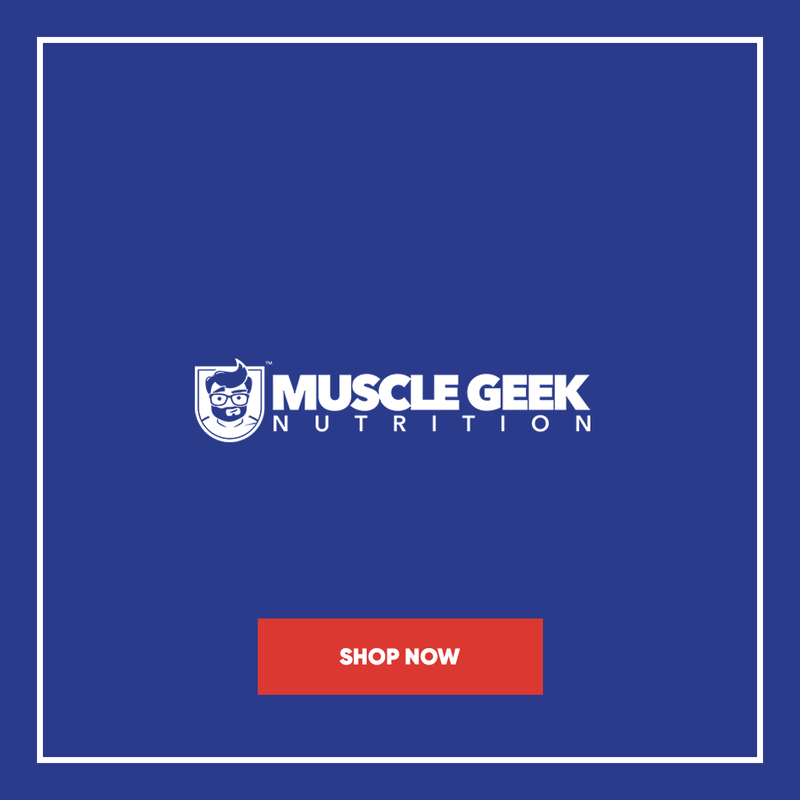 Muscle Geek Nutrition