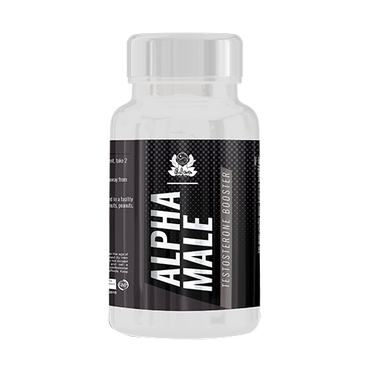 Eden Health - Alpha Male - 60 Capsules