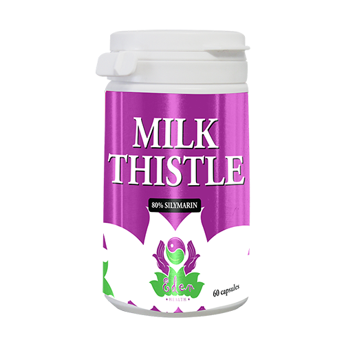 Eden Health - Milk Thistle - 60 Caps Trade