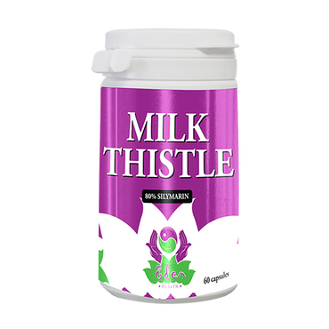 Eden Health - Milk Thistle - 60 Capsules