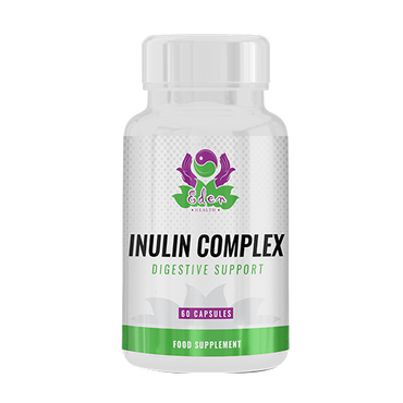 Eden Health - Inulin Digestive Complex - 60 Caps Trade