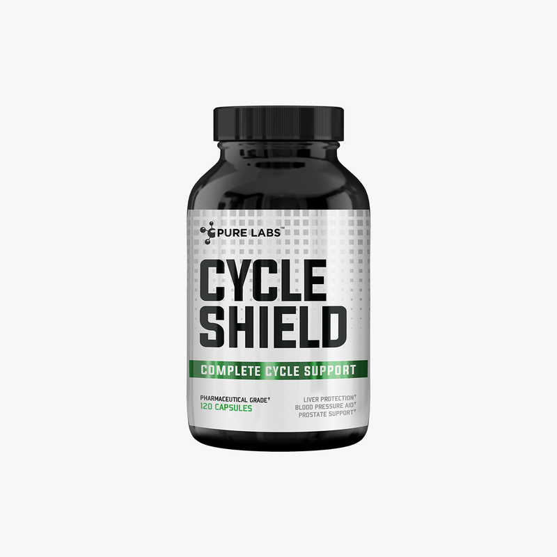 Pure Labs - Cycle Shield - 120 capsules