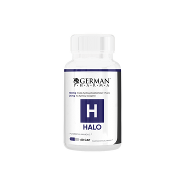 German Pharma Halo - 60 Capsules