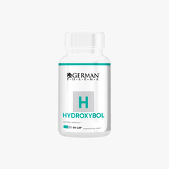 German Pharma Hydroxybol - 60 Caps
