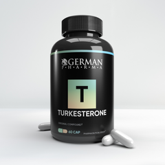 German Pharma  Turkesterone